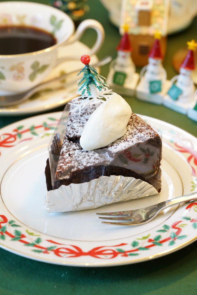 チョコレートケーキ(クリスマス)