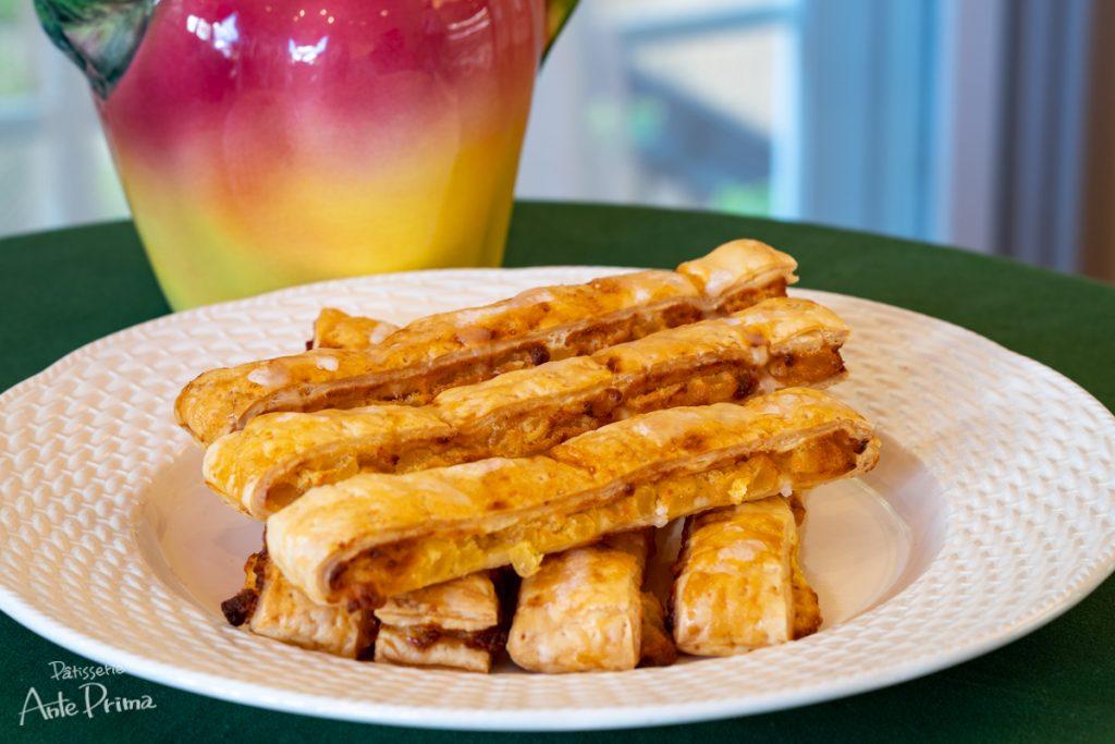 りんごスティックパイ